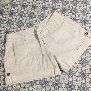 Old Navy cuffed  and button women's shorts